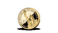 Prezidentské doláre - spoločný avers