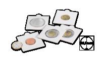 Mincový rámček MATRIX - priemer 39,5 mm, 100 ks