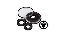 Okrúhla kapsula CAPS XL 21-62, 10 ks