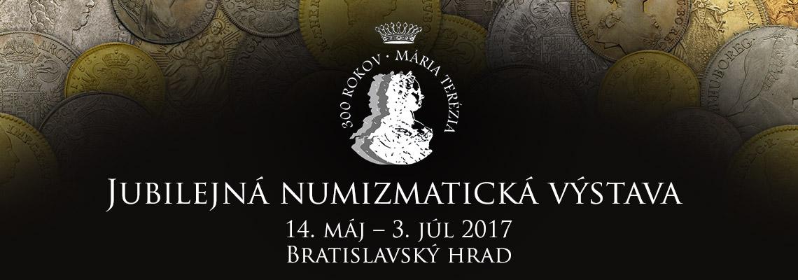 Jubilejná numizmatická výstava