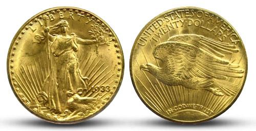 Double Eagle z roku 1933