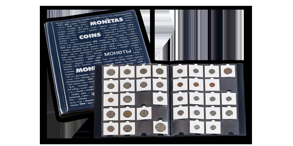 Album na 200 mincových rámčekov