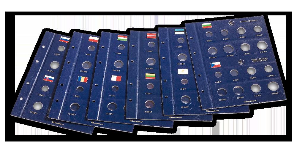 Album na euromince VISTA