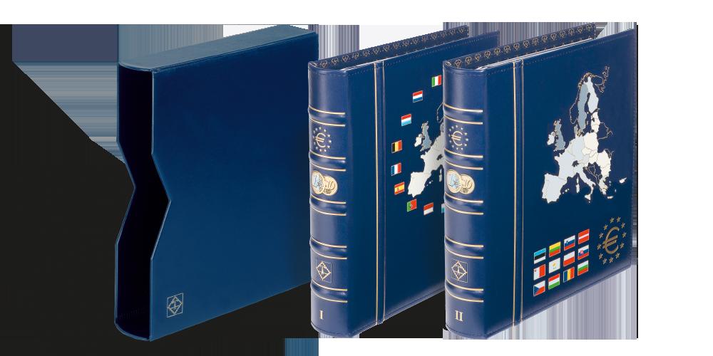 Album na euromince VISTA - zväzok 1 2