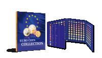 Album na zbierku euromincí PRESSO