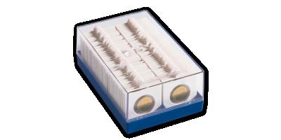 Box na 100 kusov mincových rámčekov