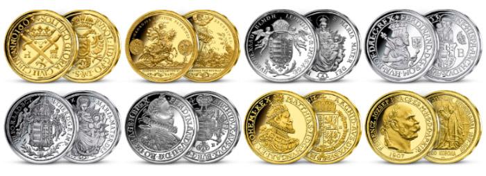 Ďalšie medaily zo zbierky