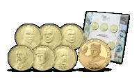 Sada Českej národnej banky a pamätná medaila Vznik ČSR