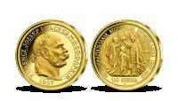 100 koruna Františka Jozefa I.