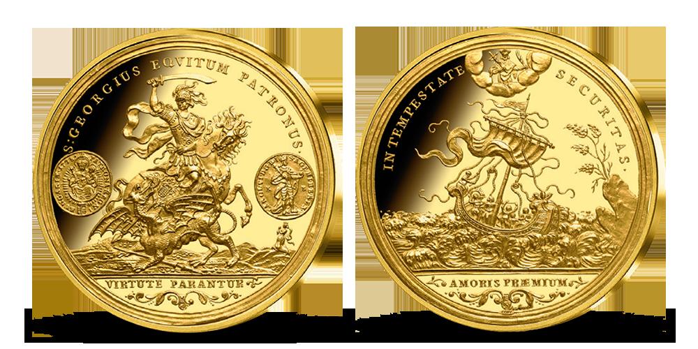 35 dukát Karola IV.