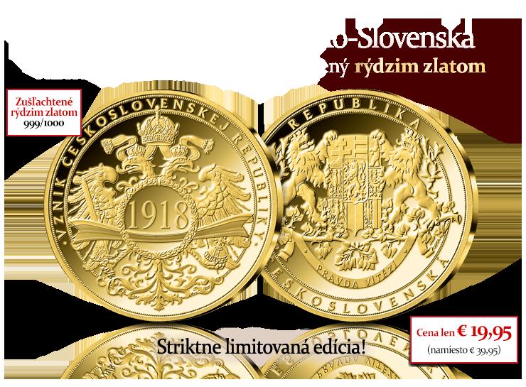100. výročie Česko-Slovenska!