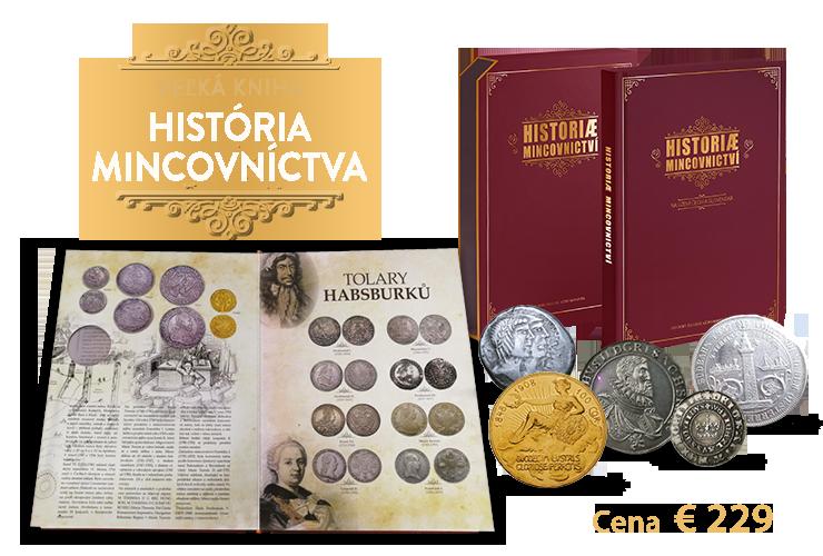 Veľká kniha História mincovníctva