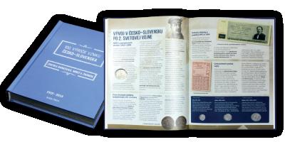 Veľká kniha česko-slovenskej numizmatiky