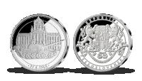 Vznik Česko-Slovenska v rýdzom striebre - 21. 8. 1968