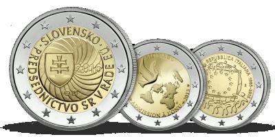 2 euro Predsedníctvo SR v Rade EÚ len za € 2!