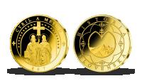 Svätí bratia Cyril a Metod - 40. výročie ich vyhlásenia pápežom za spolupatrónov Európy