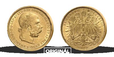 Kolekcia: Historické zlaté mince