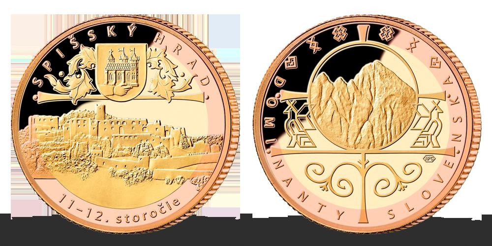 Pamätná medaila Spiššský hrad