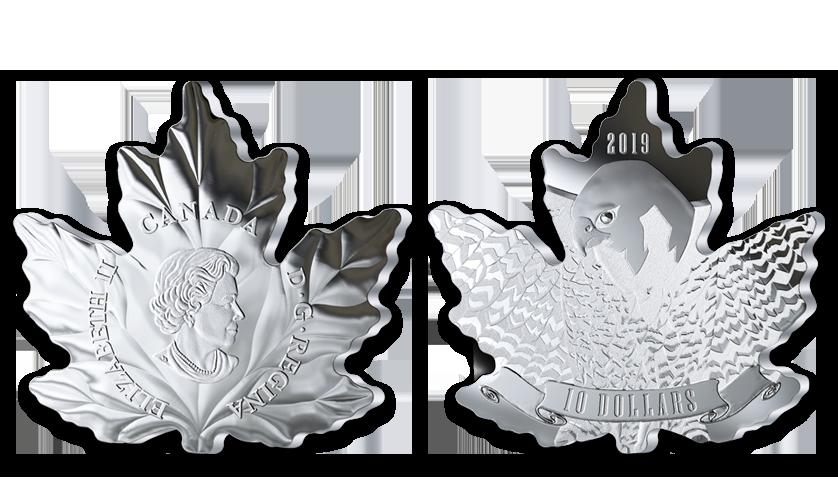 Na krídlach nádeje - Set troch strieborných mincí