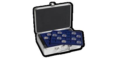 Kufor na mince CARGO S6 na 144 mincí