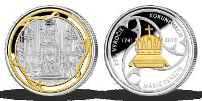 Mária Terézia - 275. výročie korunovácie