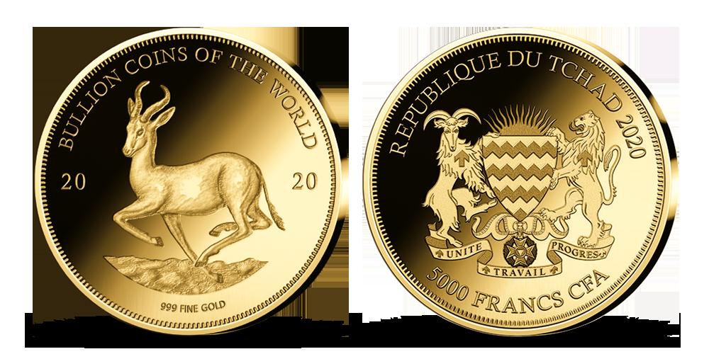Kolekcia: Najvyhľadávanejšie zlaté mince sveta