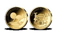 Kolekcia: Najvyhľadávanejšie zlaté mince sveta Klokan