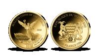 Kolekcia: Najvyhľadávanejšie zlaté mince sveta Libertad