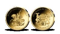 Kolekcia: Najvyhľadávanejšie zlaté mince sveta Soveriegn