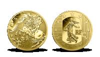 Napoleon v bitke pri Slavkove, razba do certifikovaného zlata