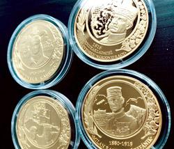 Nová numizmatická zbierka Vás prevedie životom M. R. Štefánika!