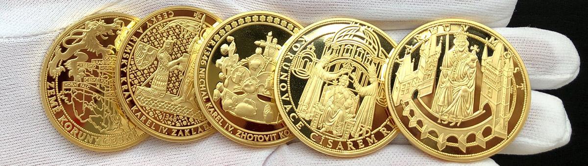 Nová mini zbierka oslavuje Karola IV.!