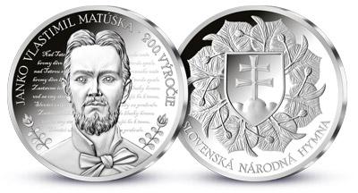 Razba oslavuje 200. výročie Janka Matúšku a slovenskú hymnu