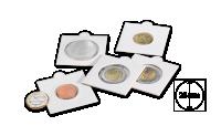 Mincový rámček MATRIX - priemer 25 mm, 100 ks