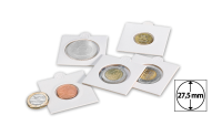 Mincový rámček MATRIX - priemer 27,5 mm, 100 ks
