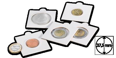 Mincový rámček  MATRIX - priemer 37,5 mm, 100 ks