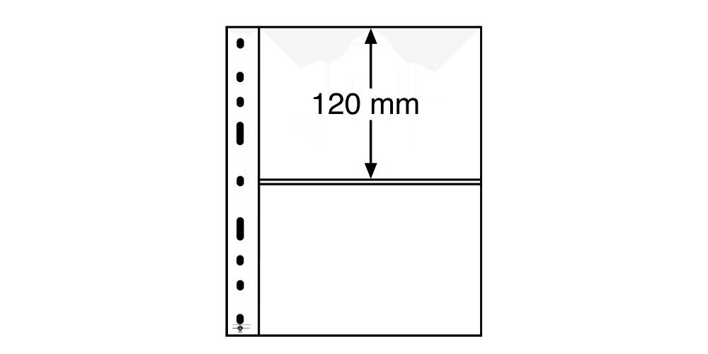 Obaly na bankovky OPTIMA 2C