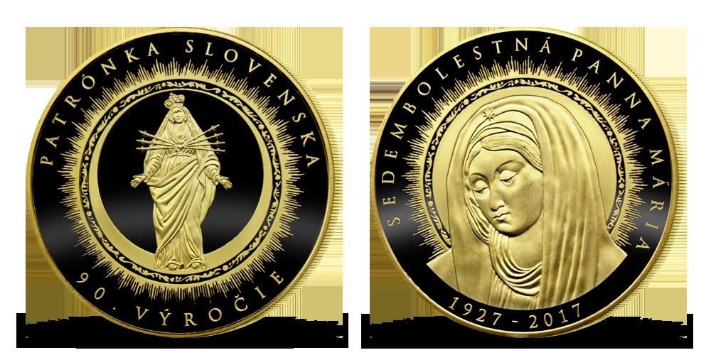 Sedembolestná Panna Mária - 90. výročie patrónky Slovenska