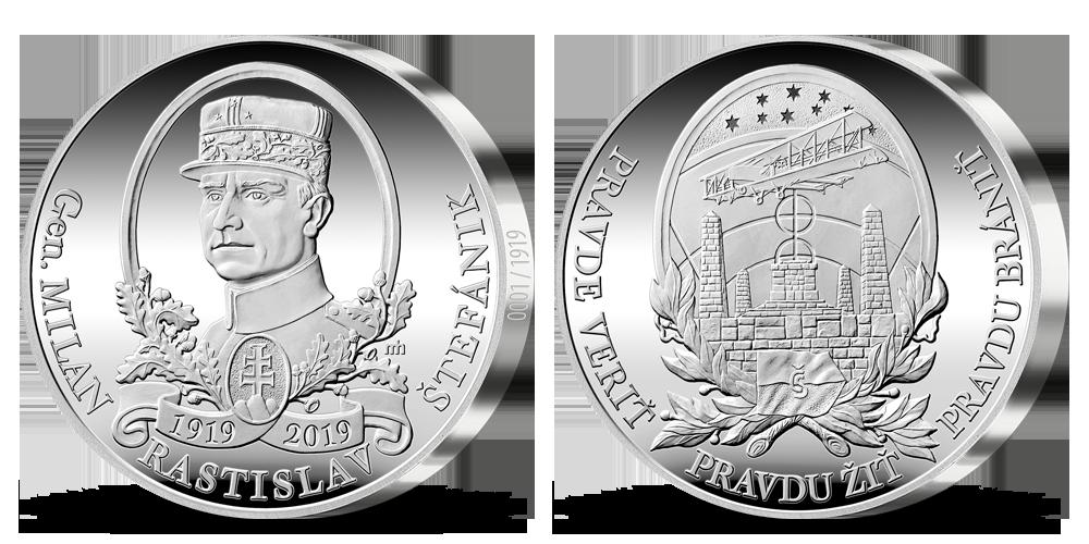 Razba dňa - 100. výročie umrtie Milana Rastislava Štefánika