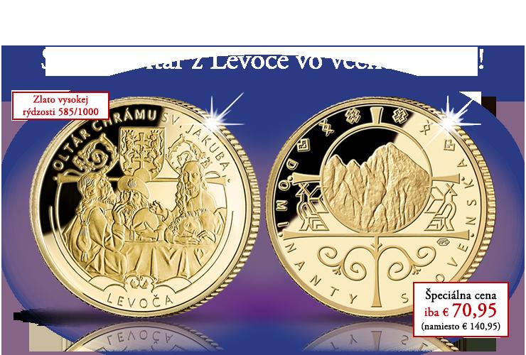 500. výročie dokončenia veľdiela Majstra Pavla z Levoče