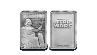 Oficiálna medaila Star Wars, Darth Vader ve tvaru tehličky zušľachtená rýdzom striebrom