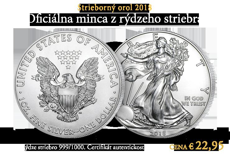Legendárna strieborná zberateľská minca