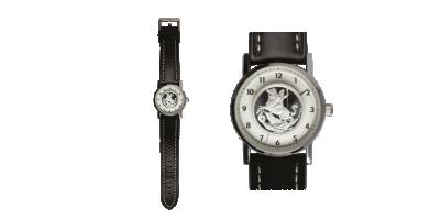 Strieborný Sovereign náramkové hodinky