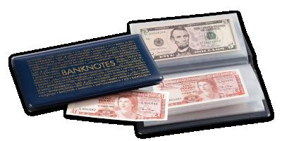 Vreckový album ROUTE na bankovky do 182 x 92 mm