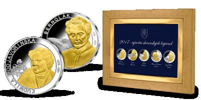 2017 Výročia legendárnych slovenských osobností