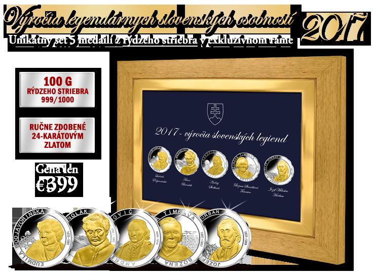 Výročia legendárnych slovenských osobností