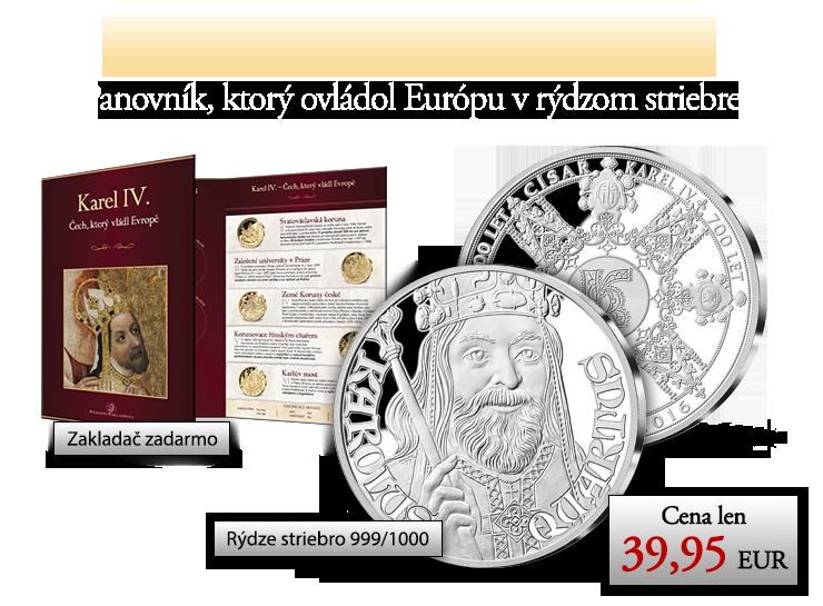 700. výročie cisára Karola IV.