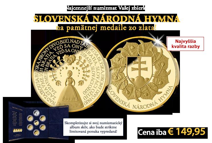 Zlatá slovenská národná hymna