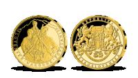 Razba Slovenské národné povstanie rýdze zlato 999/1000