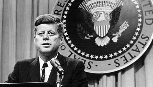 Národná Pokladnica si pripomína 100. výročie Johna F. Kennedyho.